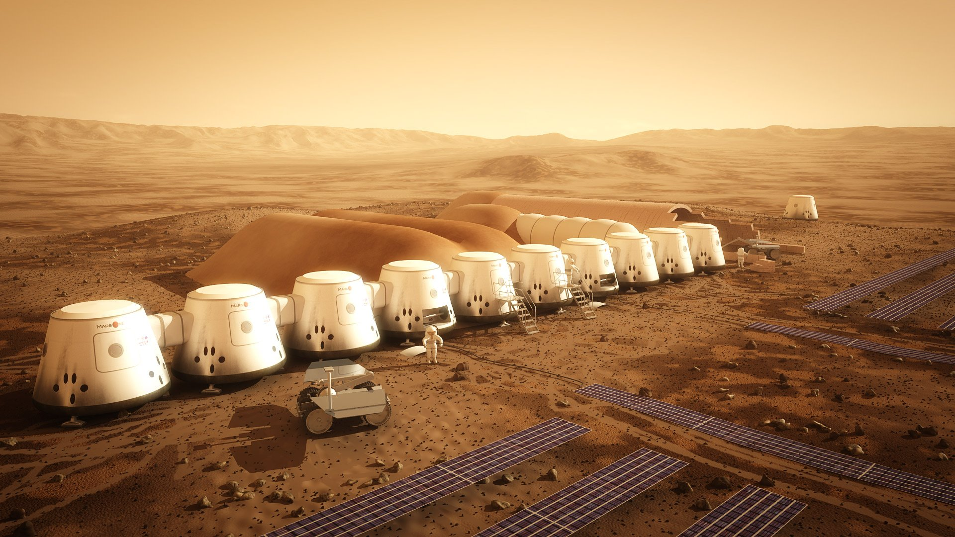 База Mars One